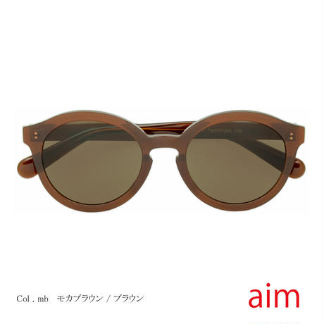 aim - hydrangea   (サングラス)4color
