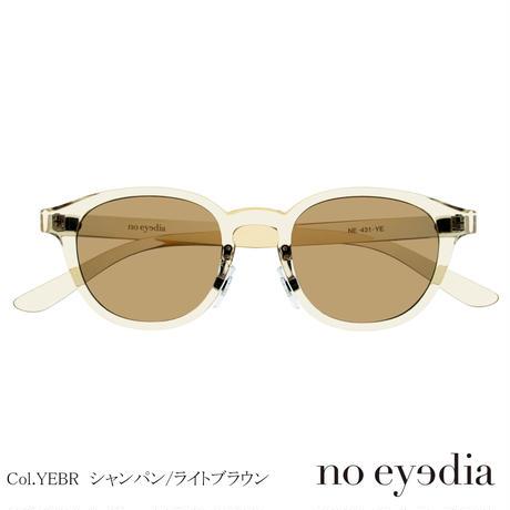 no eyedia  NE-431(サングラス)クリアフレーム 4color