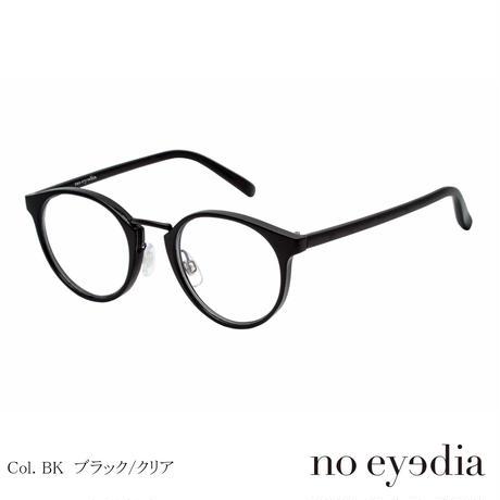 no eyedia+ NE-AF-001(伊達メガネ)2color