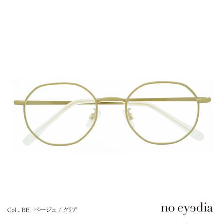 no eyedia NE-407(伊達メガネ)4color