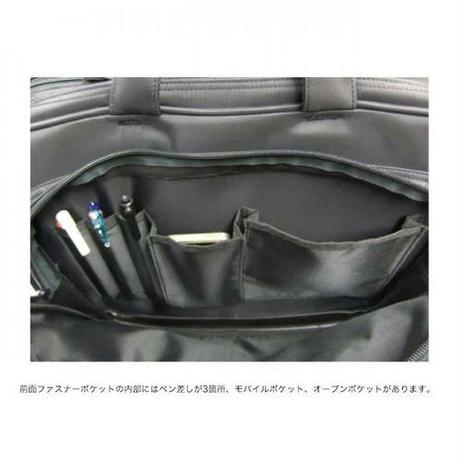 ビジネスバッグ ブリーフケース メンズ Relife リライフ ナイロン 2WAY 2ルーム A4 横型 PC対応 ショルダーバッグ ショルダー付 軽量 メンズバッグmk60s59
