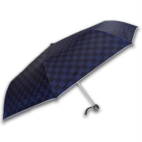 UVカット99.9% 晴雨兼用傘 メンズ 男の日傘 紫外線カット 完全遮光 シルバーコーティング 折りたたみ傘 60cm おしゃれ 女性用にも 雨傘 コンパクト 遮光遮熱  撥水 耐風um1279