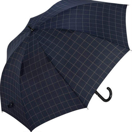 【耐風・強化・折れにくい】【大判ビッグ】メンズ雨傘・長傘 ひっくり返ってもすぐ戻る ビッグサイズ 耐風強化傘グラスファイバー 70センチum70014 70018