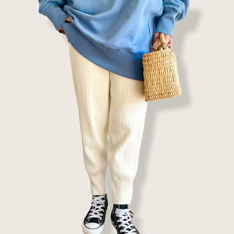 Lib knit jogger pants