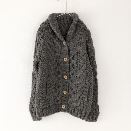 Cowichan  peru  knit cardigan