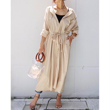 即納/long gown one-piece