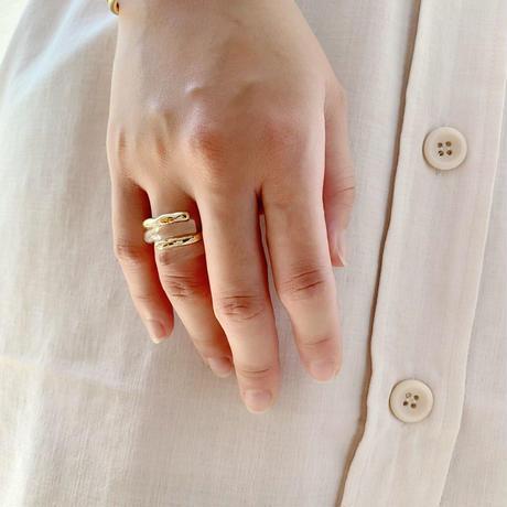 different ring/ゴールド
