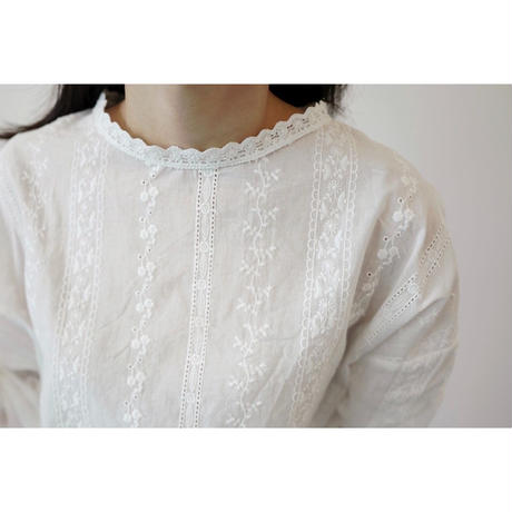 予約/race blouse
