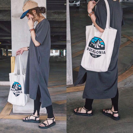 即納/long Tshirt & lib leggings set