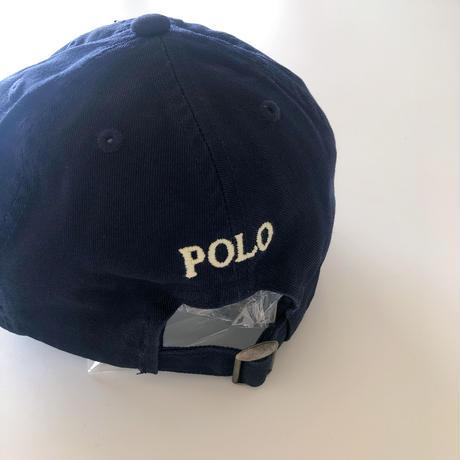 POLO RALPH LAUREN キャップ/ネイビー