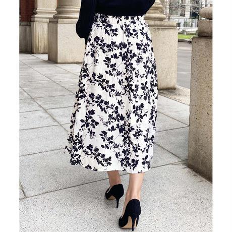 【池田るり様ご着用商品】fleur flare skirt