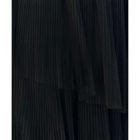 【池田るり様ご着用商品】tulle tiered skirt