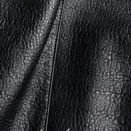 レザーファージャケット