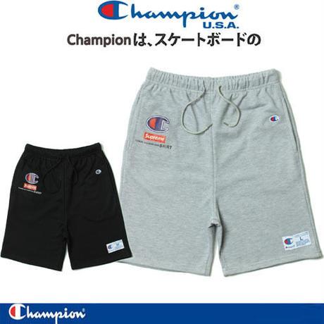 2017新品 カジュアルパンツ champion チャンピオン ショートパンツ