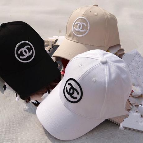 CHANEL風   人気美品 子供愛用  可愛いキャップ 人気帽子