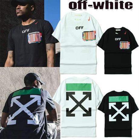 お洒落 Tシャツ 送料込 オフホワイト/Off-White040