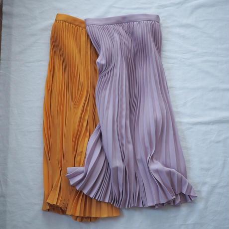 ファンシーツイル プリーツスカート