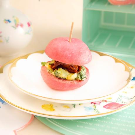 Sweet Home Afternoon Tea Set  1名様用