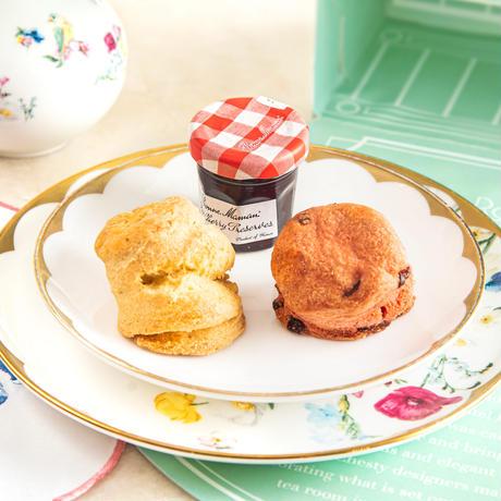 """""""スイーツ&セイボリー""""   Sweet Home Afternoon Tea Set1名様用"""