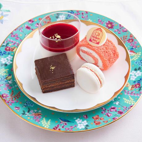 """""""スイーツ&セイボリー""""   Sweet Home Afternoon Tea Set  2名様(食材のみ)"""