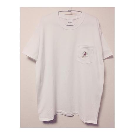 カレー刺繍 Tシャツ