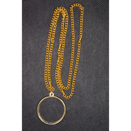 31mmメダル用ペンダント ゴールド色・シルバー色