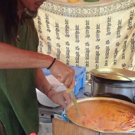 ॐ(チリ抜き)南インドカレーが作れるカレースパイスセット5人分【おうちでヨギーカレーセット】