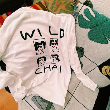 CHAI WILD ロンT
