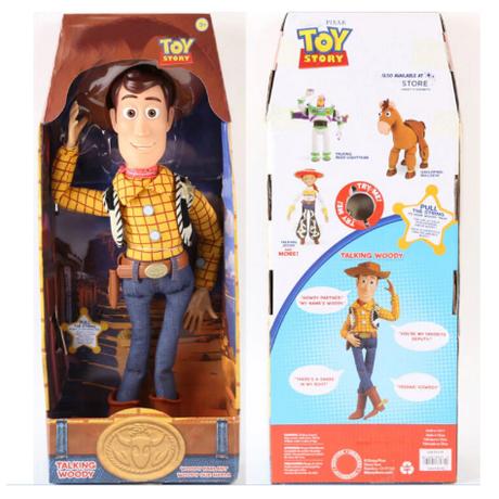 トイストーリー Toy Story ウッディ Woody ぬいぐるみ フィギュア 43センチ 0023
