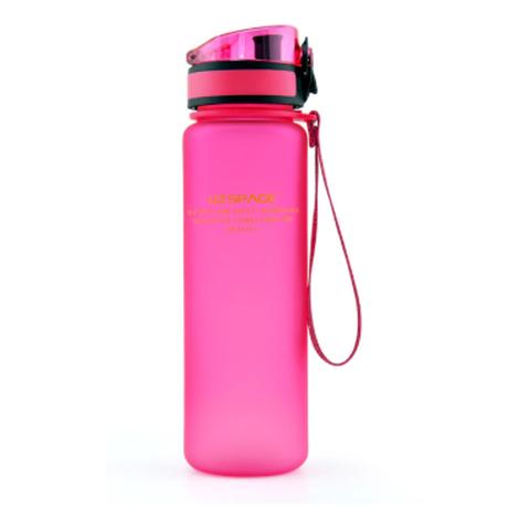 ウォーターボトル 500ml Tritanプラスチック 安全 洗いやすい 口が広い 漏れない 自転車 キャンプ ウォーキング ヨガ スポーツ アウトドア 軽量 3色