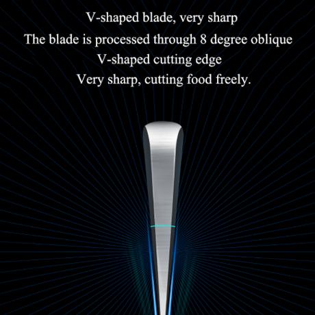 XITUO パン切り包丁 高級 ブレッドナイフ 8インチ 切れ味抜群 パンスライサー よく切れる いいやつ プロ 業務用 家庭用 ダマスカスレーザー模様 海外ブランド