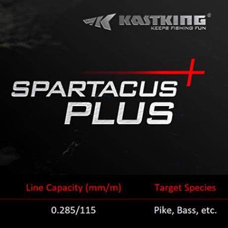 KastKing カストキング スパルタカスプラス Spartacus Plus ベイトリール バス釣りなどに最適 高耐久 フィッシング 左手 右手から選択可能★