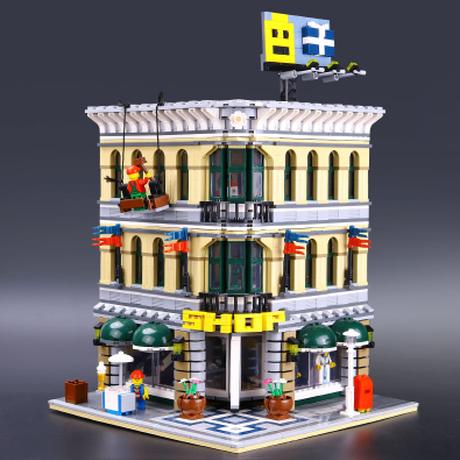 レゴ クリエイター 10211 グランドデパートメント 互換品 2232ピース LEGO風 ブロック