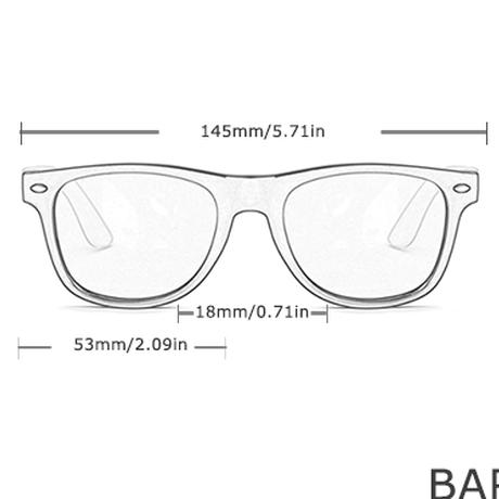 【天然ゼブラ木製】 BARCUR ユニセックス 偏光サングラス スクエアタイプ ポラロイド UV400 軽量 海外トップブランド 人体に優しい BC8720 木製ボックス付き 【選べる4色】