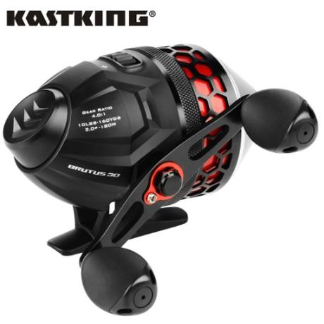 カストキング ブルータス スピンキャストリール KastKing Brutus  最大抗力5kg 軽量 釣り 川 湖 海 フィッシング リール