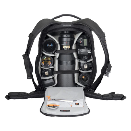 Lowepro カメラバッグ フリップサイド500AW リュック 防水 バックパック 高品質