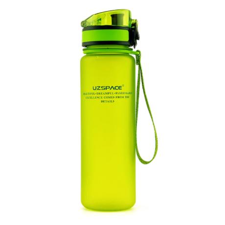 ウォーターボトル 1リットル 洗いやすい 口が広い 安全なプラスチック 漏れない 広口 スポーツ アウトドア ウォーキング おしゃれ