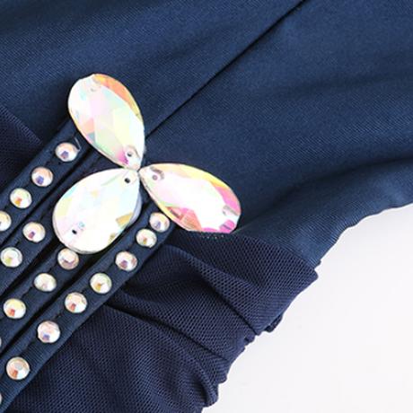 社交ダンス モダンドレス 衣装 レディース タンゴ ワルツ ウェア 長袖 バレエ エレガント 練習 踊り 競技 動きやすい 選べる4色