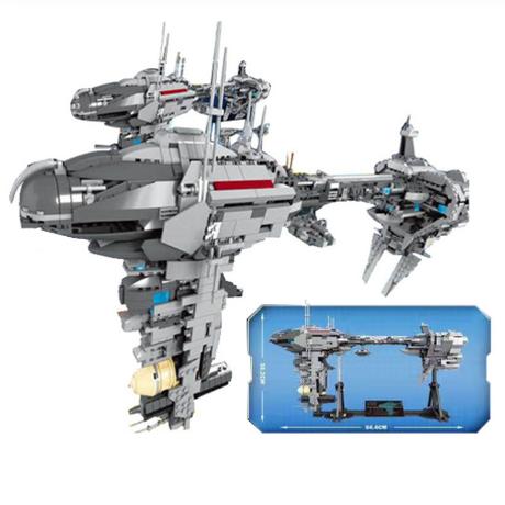 レゴ互換 スターウォーズ EF76 ネビュロン B エスコートフリゲート 1736ピース