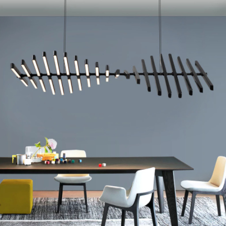 【北欧】 リビング 照明 LEDライト 調光可能 ランプ 【モダン】