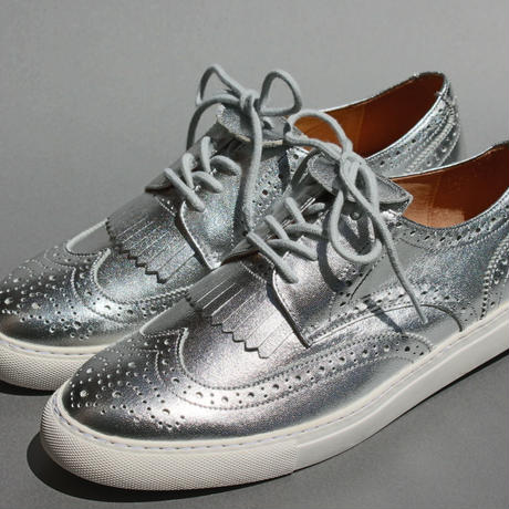 wing-tip SILVER for MEN