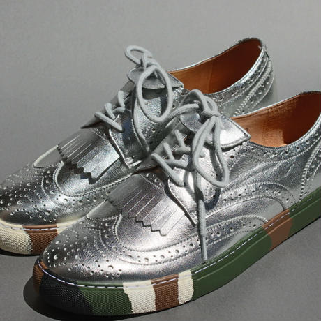wing-tip SILVER camou for MEN