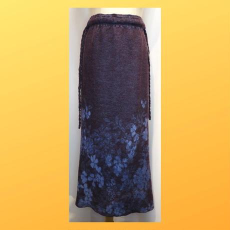 BUTAPANA☆裾花ロングスカート