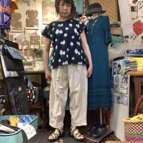 enn hut☆ ワイドカーブパンツ
