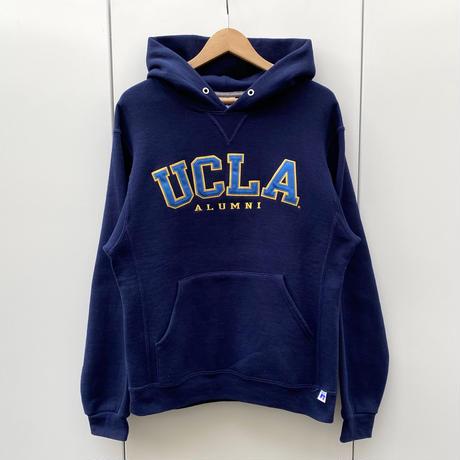 UCLA/カリフォルニア大学 ロサンゼルス校 ロゴスウェットフードスウェット 00年代 (USED)