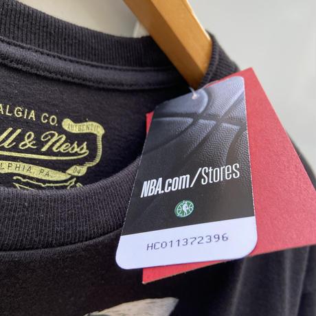MITCHELL & NESS NBA CELTICS KEVIN GARNETT/ミッチェルアンドネス  ボストンセルティックス 5 GARNETT Tシャツ 2021年 (NEW)