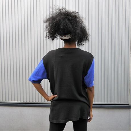 FILA/フィラ カノコヘンリーネックTシャツ 90年代 (USED)