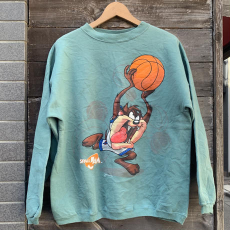 SPACE JAM/スペースジャム スウェット 96年 Made In USA (USED)
