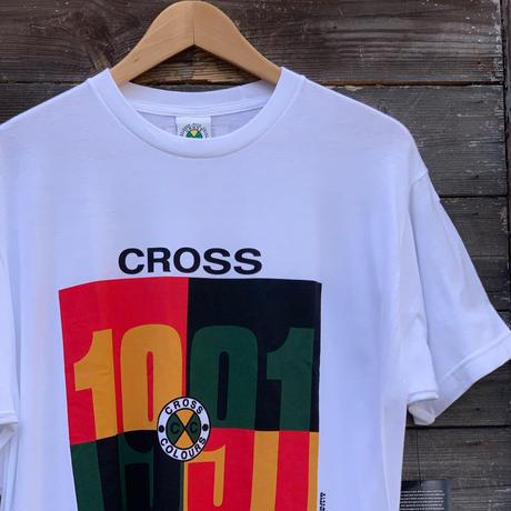 CROSS COLOURS/クロスカラーズ  ロゴTシャツ (NEW)