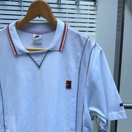 NIKE TENNIS/ナイキ テニス ポロシャツ 90年代 (USED)